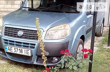 Fiat Doblo пасс. 2006 в Каменском