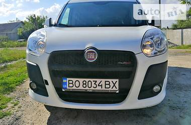 Fiat Doblo пасс. 2012 в Зборове