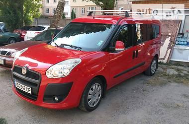 Fiat Doblo пасс. 2012 в Виннице