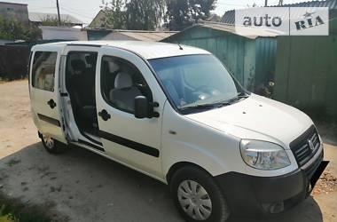 Fiat Doblo пасс. 2009 в Ивано-Франковске