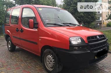 Fiat Doblo пасс. 2005 в Здолбунове