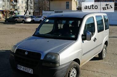Fiat Doblo пасс. 2003 в Калуше