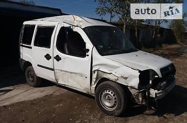 Fiat Doblo пасс. 2001 в Калуші