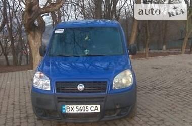 Fiat Doblo пасс. 2006 в Каменец-Подольском
