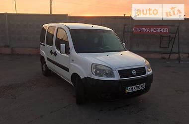 Fiat Doblo пасс. 2006 в Вышгороде