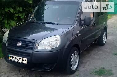 Fiat Doblo пасс. 2012 в Чернигове
