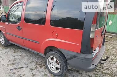 Fiat Doblo пасс. 2000 в Романове