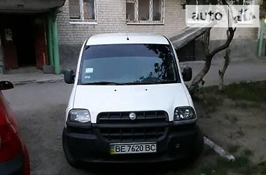 Fiat Doblo пасс. 2005 в Первомайске