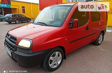 Fiat Doblo пасс. 2003 в Хмельницком