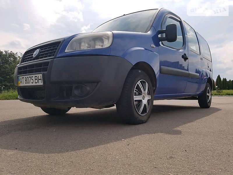 Fiat Doblo пасс. 2006 в Коломые
