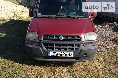 Fiat Doblo пасс. 2002 в Сарнах