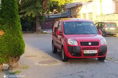 Fiat Doblo пасс. 2009 в Львове