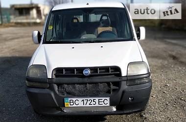 Fiat Doblo пасс. 2002 в Львове