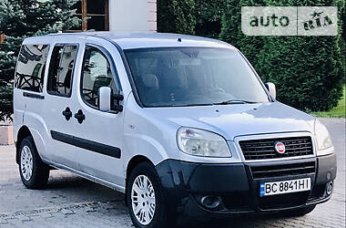 Fiat Doblo пасс. 2008 в Львове