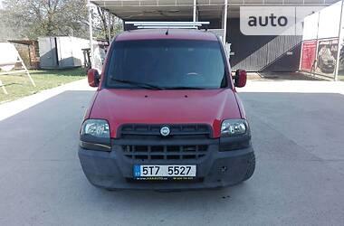 Fiat Doblo пасс. 2003 в Хусте