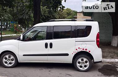 Fiat Doblo пасс. 2011 в Киеве