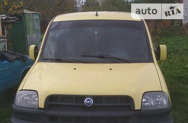 Fiat Doblo пасс. 2002 в Дрогобыче