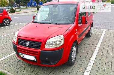 Fiat Doblo пасс. 2008 в Хмельницком