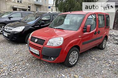 Fiat Doblo пасс. 2009 в Баре