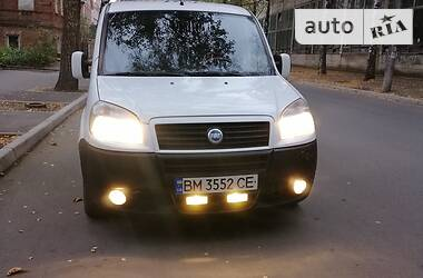 Fiat Doblo пасс. 2007 в Сумах