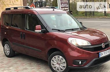 Fiat Doblo пасс. 2015 в Рівному