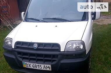 Fiat Doblo пасс. 2004 в Пустомытах