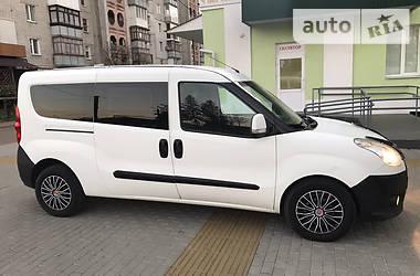 Fiat Doblo пасс. 2012 в Житомире
