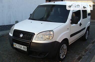 Fiat Doblo пасс. 2006 в Ровно