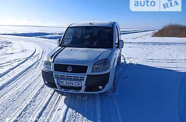 Fiat Doblo пасс. 2006 в Заречном