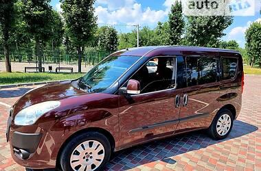 Легковой фургон (до 1,5 т) Fiat Doblo пасс. 2013 в Кропивницком