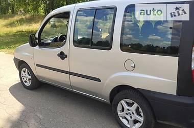 Универсал Fiat Doblo пасс. 2002 в Чернигове