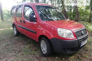 Легковой фургон (до 1,5 т) Fiat Doblo пасс. 2006 в Ромнах