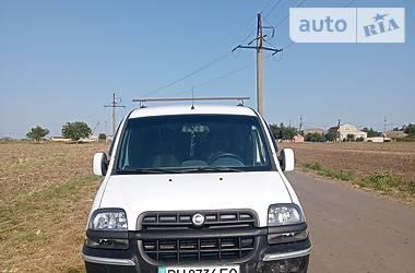 Минивэн Fiat Doblo пасс. 2001 в Черноморске