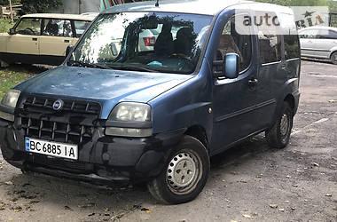 Минивэн Fiat Doblo пасс. 2003 в Львове