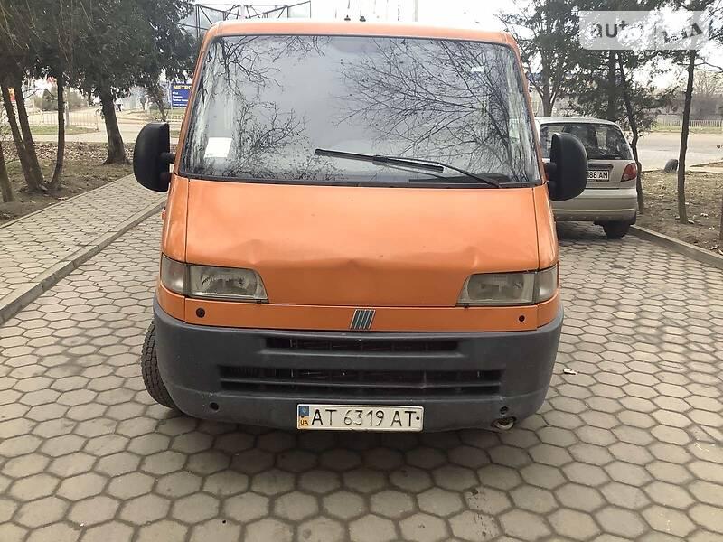 Fiat Ducato груз.-пасс. 2000 в Ивано-Франковске