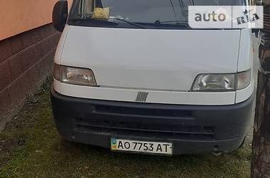 Fiat Ducato груз.-пасс. 1996 в Виноградове