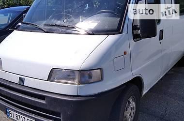 Fiat Ducato груз.-пасс. 1995 в Полтаве