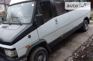 Fiat Ducato пасс. 1990 в Черновцах