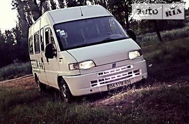 Fiat Ducato пасс. 1997 в Кропивницком