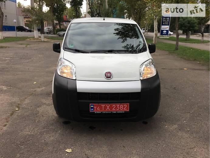 Fiat Fiorino груз.