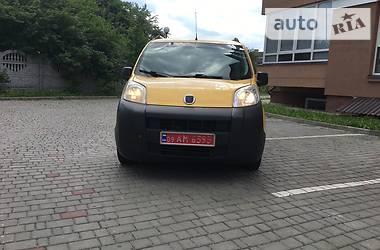 Fiat Fiorino пасс. 2009 в Ивано-Франковске