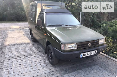 Fiat Fiorino пасс. 1993 в Житомире