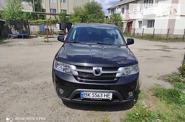 Внедорожник / Кроссовер Fiat Freemont 2013 в Ровно