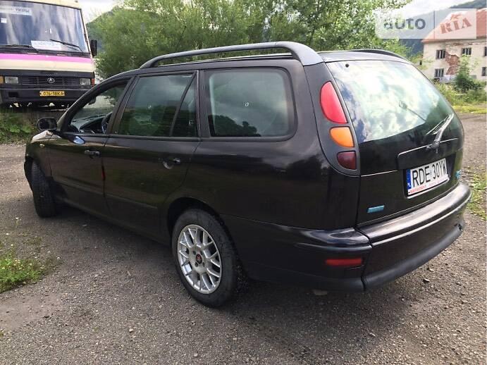 Fiat Marea 2000 в Межгорье
