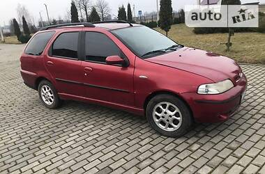 Fiat Palio 2002 в Луцке