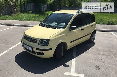 Fiat Panda 2004 в Генічеську