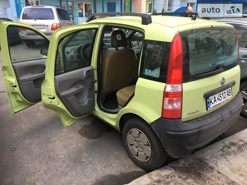 Fiat Panda 2003 в Киеве