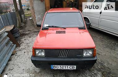 Fiat Panda 1987 в Бережанах