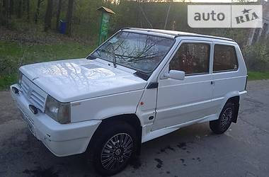 Хэтчбек Fiat Panda 1991 в Черновцах