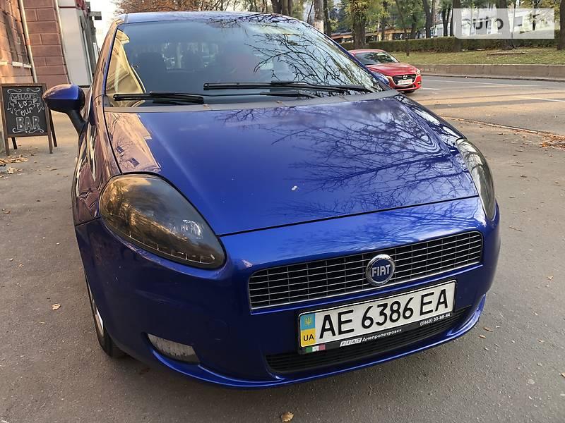 Fiat Punto 2007 в Днепре